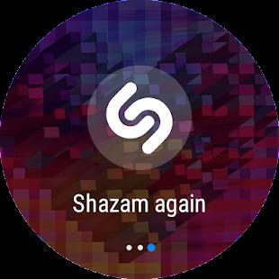Shazam Encore - Musik Screenshot