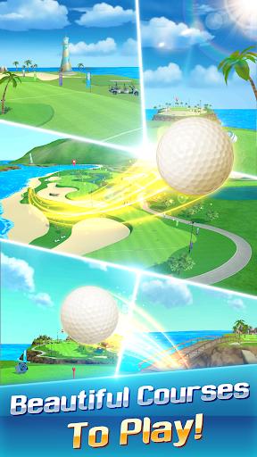 Télécharger Long Drive: Golf Battle APK MOD 2