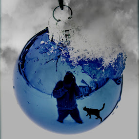 by Clark Crosser - Public Holidays Christmas ( pwc79, circle )