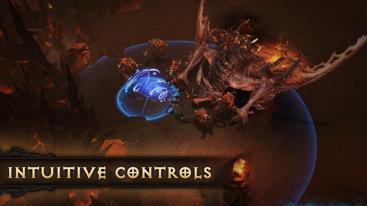 Diablo Immortal screenshots