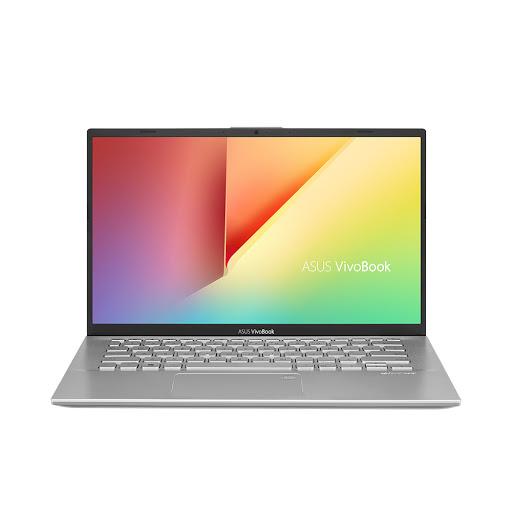 Máy tính xách tay/ Laptop Asus Vivobook A412FA-EK377T (i3-8145U) (Bạc)