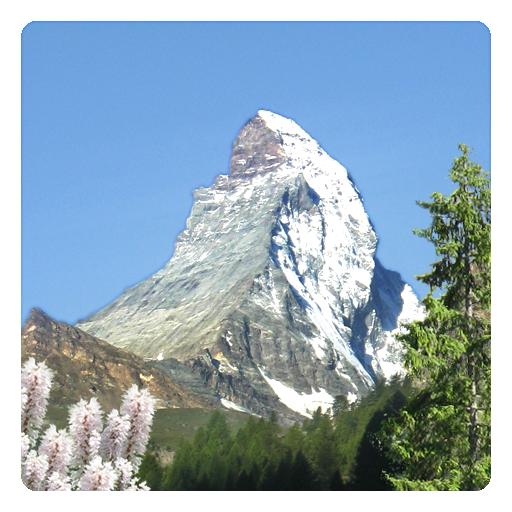 Mountains Live Wallpaper Icon