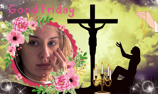 Download Good Friday photo frames For PC Windows and Mac apk screenshot 1