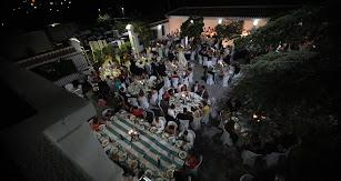 En el Hotel Villa de Laujar los novios pueden diseñar su boda tal y como la habían soñado.