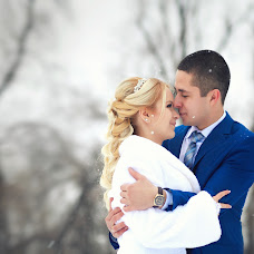 Wedding photographer Anna Perceva (AnutaV). Photo of 19.01.2015