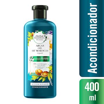 Acondicionador Herbal Essences Bio Renew Repair Argan Oil Of Morocco 400 ml