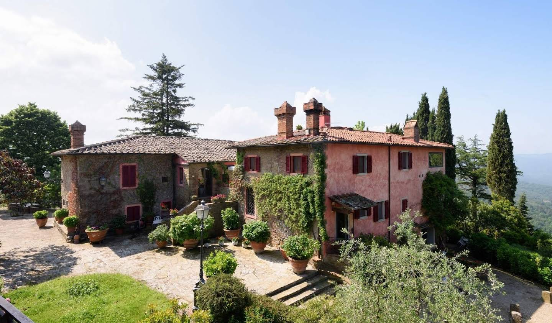 Villa with garden Greve in Chianti