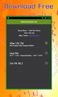 Radio Bermuda Live - náhled