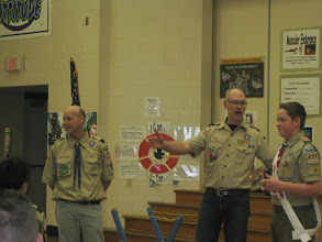 Photo: Pack 420 cross over part 2