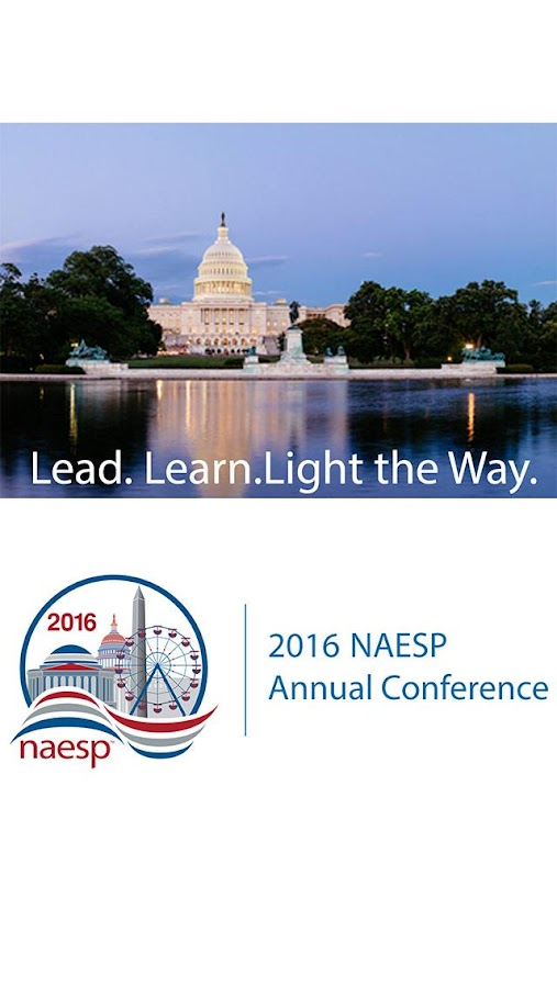 2016 NAESP Conference- screenshot