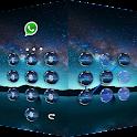 Applock Theme Solitary Night icon