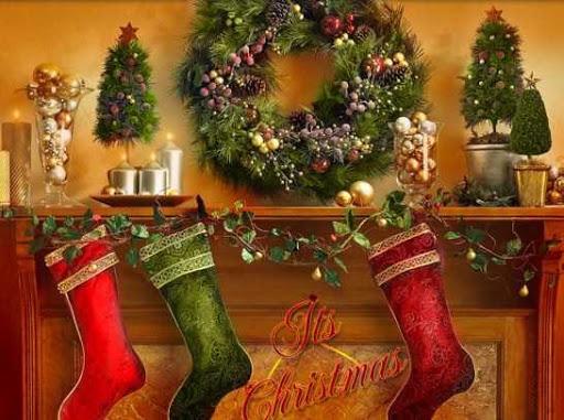 クリスマスの装飾のアイデア