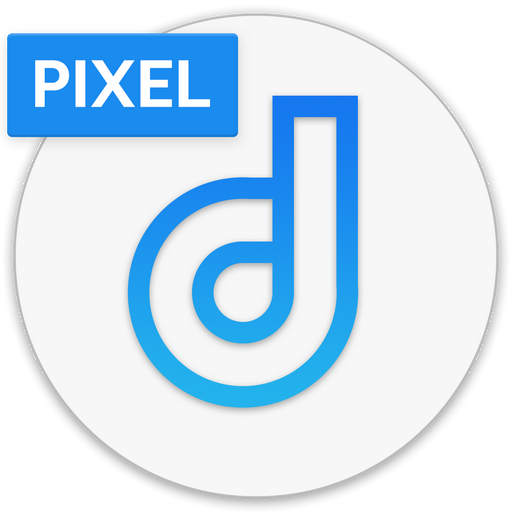 Delux Pixel - S9 Icon pack APK Cracked Download