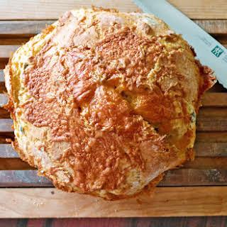 Cheddar Jalepeno Bread.