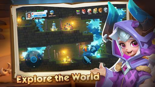 Craft Legend: Epic Adventure 0.6.4 apktcs 1