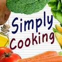 Simply Cooking: Easy Cooking & recipes AD-Free icon
