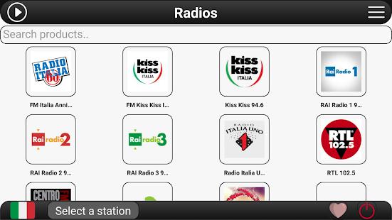 Italy Radio FM - náhled