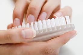 Image result for Keep fingernails short and cleaning by trimming and cleaning it.