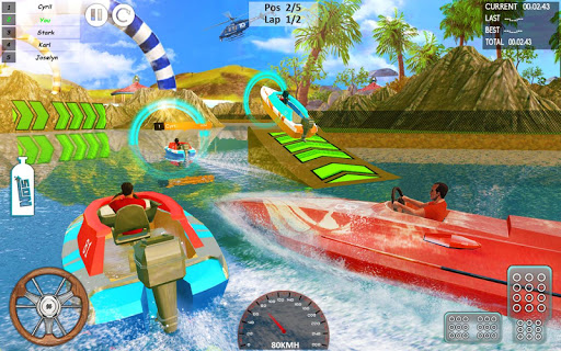 Xtreme Boat Racing 2019: Speed Jet Ski Stunt Games 2.0.1 screenshots 7