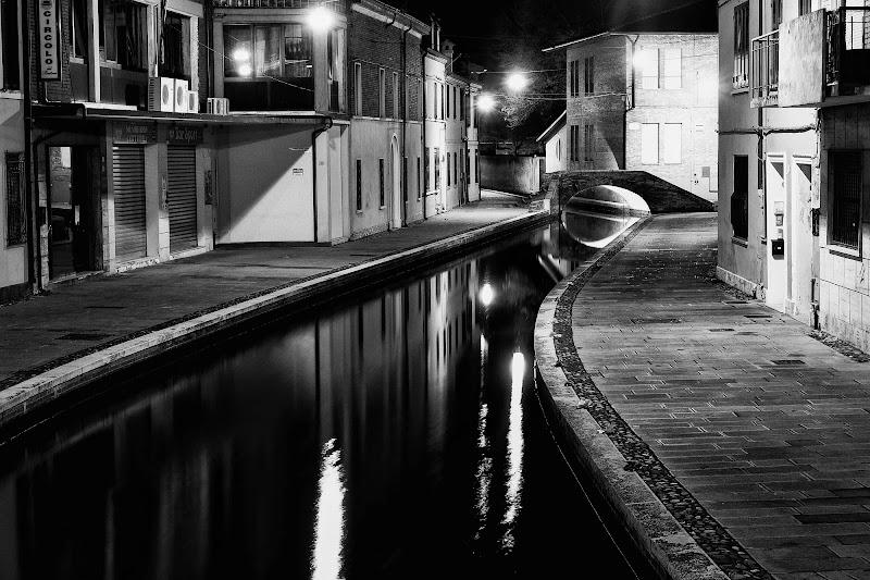 Comacchio by night di utente cancellato