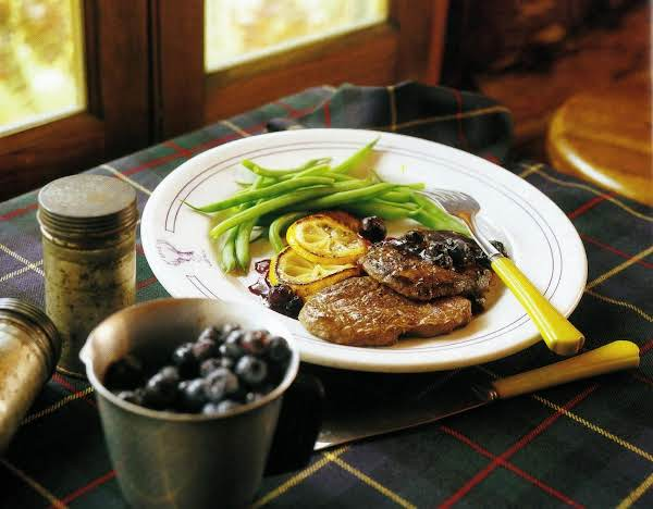 Blueberry Backstrap