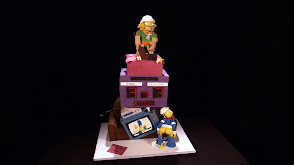 The Simpsons Mystery Cakes thumbnail