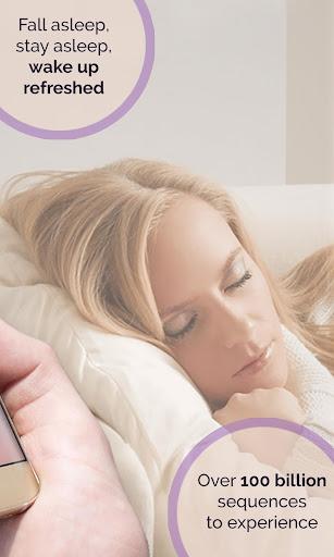 Pzizz - Sleep, Nap, Focus screenshot