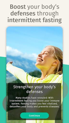 BodyFast Intermittent Fasting: Coach, Diet Tracker screenshot 3