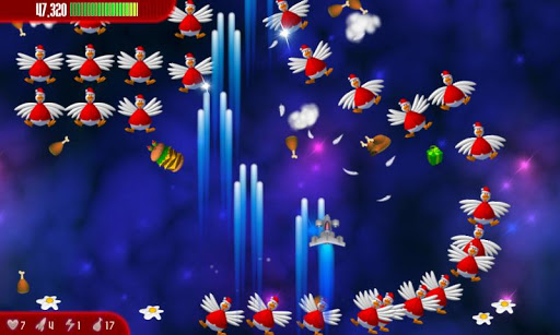 Chicken Invaders 3 Xmas Screenshots 3