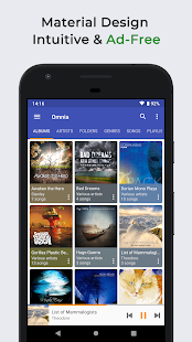 Omnia Music Player - Hi-Res MP3 Player, APE Player Screenshot