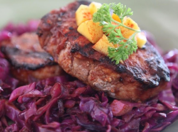 Pork Chops Bada Bing Recipe