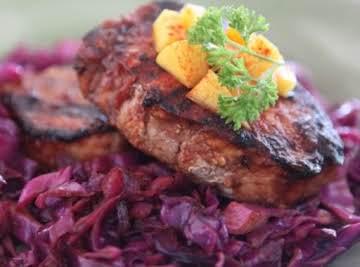 Pork Chops Bada Bing