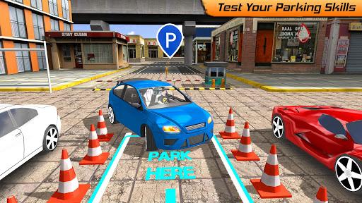 Car Parking Driver 3D 1.0 screenshots 3