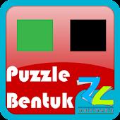 Game Puzzle Bentuk
