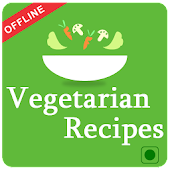 Vegetarian Recipes Free ✪ Indian recipes offline!!