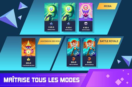 Télécharger Gratuit Heroes Strike - 3v3Moba & bataille royale -Offline mod apk screenshots 5
