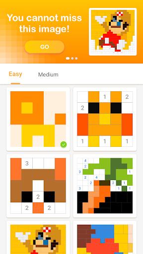 Télécharger Block Pixel Puzzle - Free Classic Brain Logic Game apk mod screenshots 5