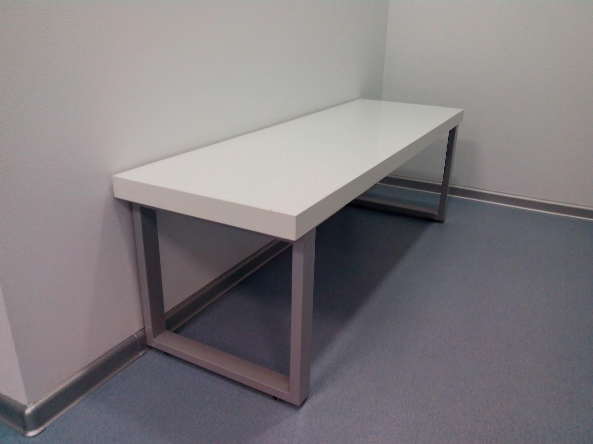 Лавочка для переодевания - Модульная офисная мебель, Металлические каркасы столов, Мебельные опоры ✆ 0679245444