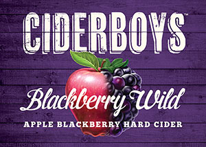 Logo of Ciderboys Blackberry Wild