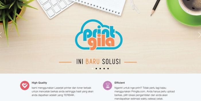 Print Gila Logo