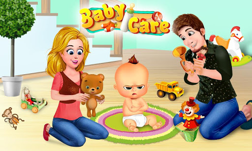 Baby Care - Game for kids 1.6 screenshots 1