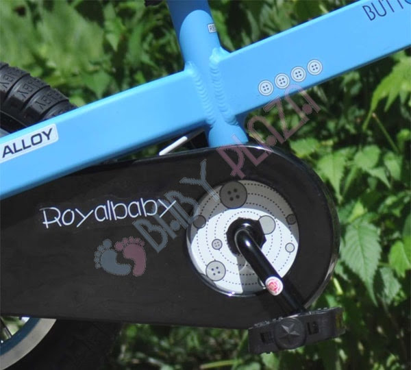 Xe đạp trẻ em ROYAL BABY RB-16 10