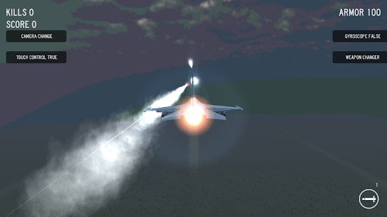Aerial Target Attack- screenshot thumbnail