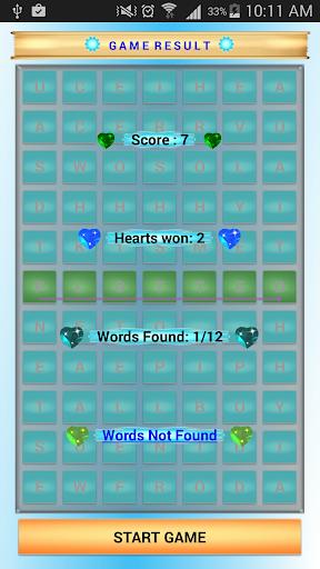 Find Wordz 1.1 screenshots 7