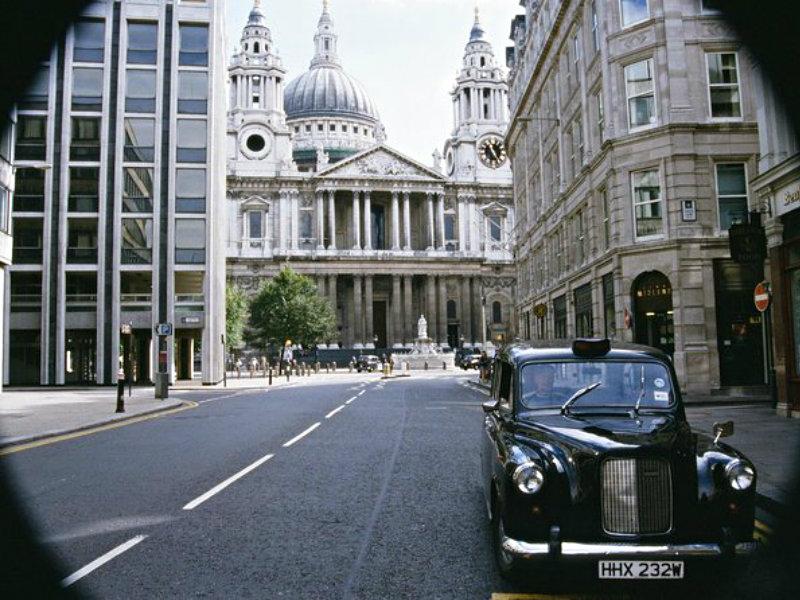 Tour Privado: Harry Potter Black Taxi Tour de Londres