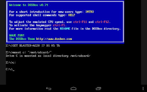 Magic Dosbox Free screenshot 3