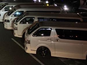 ハイエースバン  のカスタム事例画像 白箱〈箱車會〉さんの2020年11月10日03:51の投稿