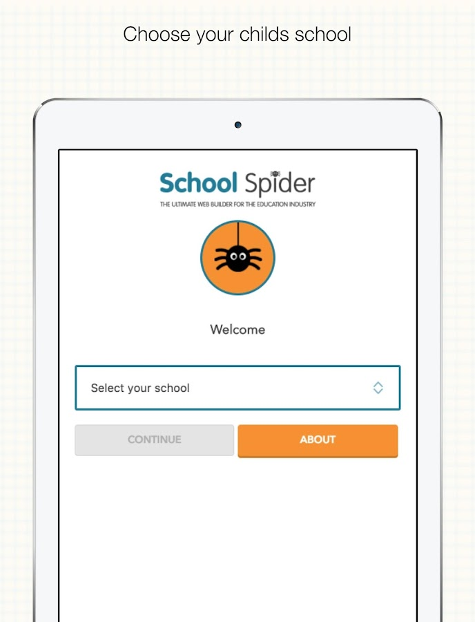 School Spider- screenshot