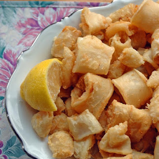 Neapolitan-Style Fried Calamari Recipe