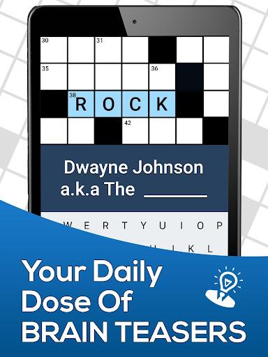 Daily Themed Crossword - A Fun crossword game filehippodl screenshot 20